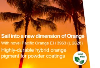 pacific orange